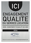 Engagement qualité du service location